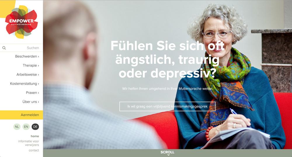 Deutsche Website